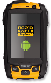 RugGear RG210 Swift II